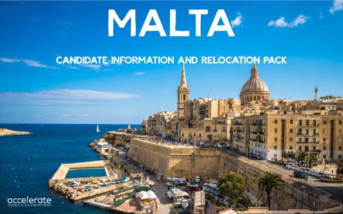 Accelerate Recruitment Candidate Information & Relocation Pack Malta