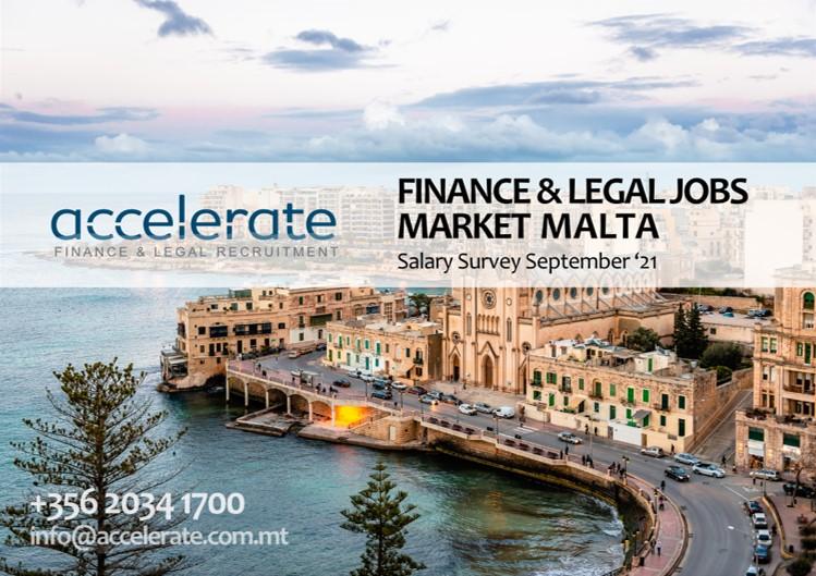 Accelerate Recruitment Finance & Legal Salary Survey 2021